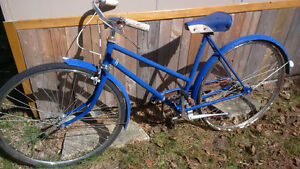 "Ivison ""retro"" bike"
