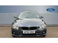 2015 BMW 3 Series 320d Sport 4dr Step Auto Diesel Saloon Saloon Diesel Automatic