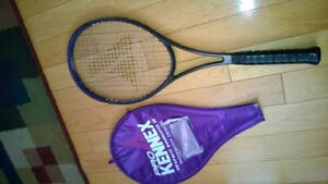 Tennis Rackets Prince and Pro Kennex