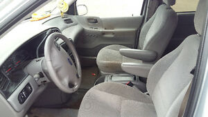 2001 Ford Other Gray Minivan, Van