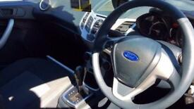 2012 Ford Fiesta 1.4 Style Automatic Petrol Hatchback