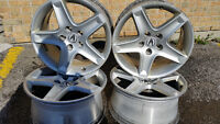 """17"""" Alloy OEM 2004-2008 Acura TL Rim Set (Great for Winter)"""