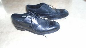Rockport Lea Dress Shoes and a pair of running shoes like new.