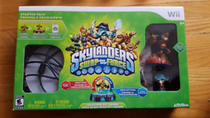 Skylander Swap Force with Extra Game Pieces