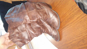 5$ cowgirl style boots