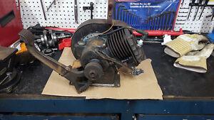 1935 antique 4 stroke gas motor