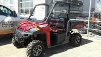 2013 Polaris Ranger XP 900 Sunset Red LE EPS