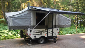 2017 tent trailer $8999.00 or best offer