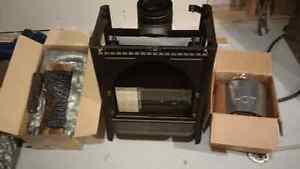 Lennox Vintage cast iron fireplace