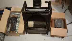 Lennox Cast iron stove fireplace
