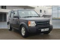2006 Land Rover Discovery 3 2.7 TD V6 5dr (5 Seats) SUV Diesel Automatic