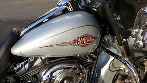 Harley Davidson Motorcycle - Electra Glide Classic