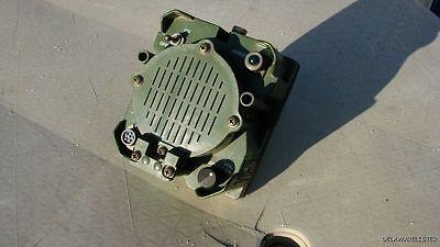 MILITARY Truck RADIO AMPLIFIED SPEAKER SINCGARS LS671/VRC NOS