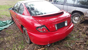 Parting out 2004 sunfire