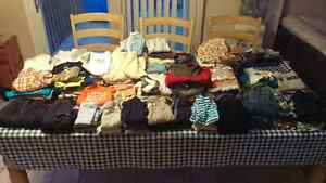 170 Baby Boy clothes PLUS snowsuit/jackets/sandals/socks