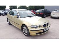 BMW 3 Series 316ti ES 3dr PETROL MANUAL 2004/54