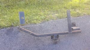 SOLD!, trailer hitch and window drip pieces(4) For 2013 Jetta