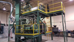 Complete Grain Cleaning Plant