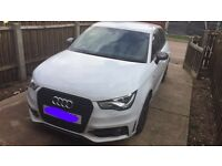 Audi a1 breaking s-line black edition