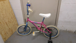 Bicycle for female kids