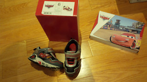 Disney Cars Running Shoes, Infant - Size 6