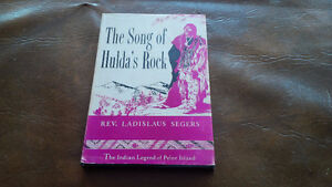 The Song of Hulda's Rock, Indian Legend of Pelee Island Kitchener / Waterloo Kitchener Area image 1