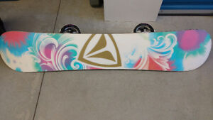 Women's Firefly Snowboard with Bindings + Boots Kitchener / Waterloo Kitchener Area image 4