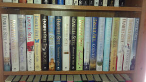 REDUCED-100 Danielle Steel Hard Cover Collection