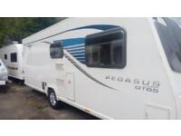 Bailey pegasus verona gt65 4 berth for sale