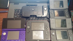Various Games and Consoles - Gamecube, DS, #3DS Wii, PS3, PS4,