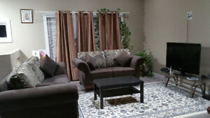 Hazel Chenille couch and love seat