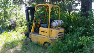 FOR SALE Working forklift