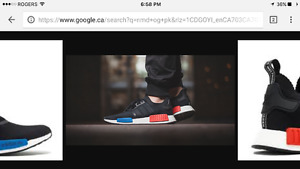Looking for DS nmd og pk