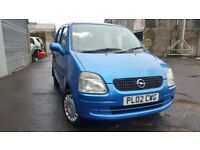 Vauxhall Agila 1.0 petrol / 63k / 1 year Mot / Clean CAR! / £650