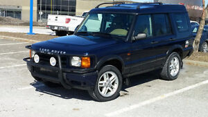 2002 Land Rover Discovery SE VUS