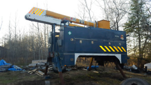 2000 bucket unit with wet kit
