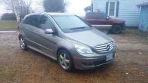 2007 Mercedes benz b200
