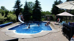 You want to be here by summer!!!