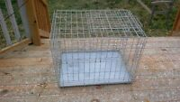 Metal Dog Crate Fold and Carry