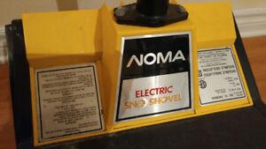 Pelle à neige électrique Noma