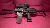 BT TM7 w/ Rip Clip Hopper + custom mods paintball new price