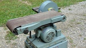 King Belt / Disc Sander Model 706