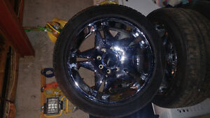 Ford f250 8 by 170 rims Kitchener / Waterloo Kitchener Area image 2