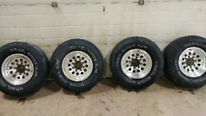 265/75/R16 Rims and Rires for Sale. Dodge 8 bolt.
