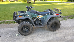 2001 Arctic Cat looking to trade!