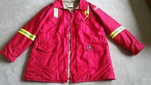 RED Actionwest FR, Winter Work Jacket, SIZE- 48 Tall--Yorkton,SK