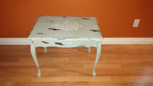 French Provincial side table Strathcona County Edmonton Area image 3