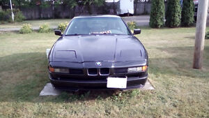1993 BMW 8-Series 850CI Coupe (2 door)