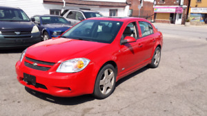 2006 CHEVY COBALT SS , CERITIFIED