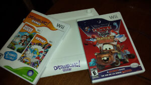 Young kid wii games